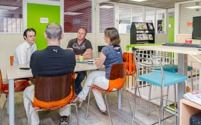 Espace de coworking : pour les professionnels nomades