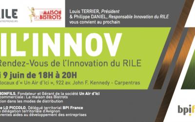 Conférence RIL'INNOV : L'aide au financement BPI