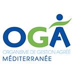 OGA Organisme de gestion agrée Méditerranée