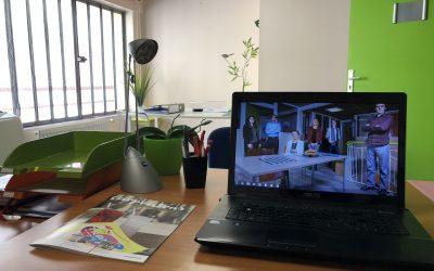 Bureaux à louer au sein de la Pépinière d'entrepreneurs RILE