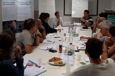 Un atelier à Bollène pour découvrir la création d'entreprise